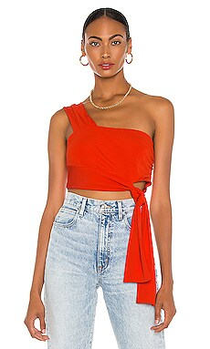 TOP CROPPED BANDAGE Helmut Lang $275 Collections