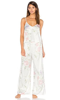 homebodii Sophia PJ Set in Floral