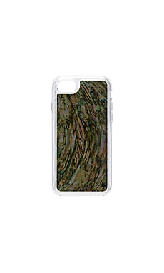 Shell iPhone 7 Case in Abalone & Multi