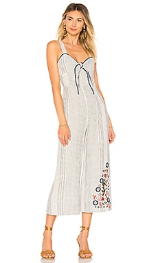 x REVOLVE Lana Jumpsuit House of Harlow 1960 $55