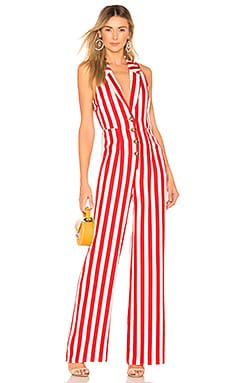 X REVOLVE Marjorie Jumpsuit House of Harlow 1960 $79