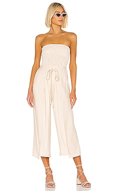 JUMPSUIT SIN TIRANTES GABRIELLA House of Harlow 1960 $70