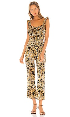 X REVOLVE Samaya Jumpsuit House of Harlow 1960 $228