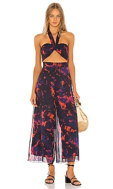 X REVOLVE Tammy Jumpsuit House of Harlow 1960 $228