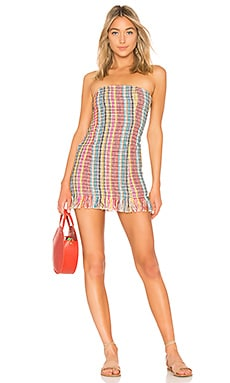 x REVOLVE Amelia Dress House of Harlow 1960 $178