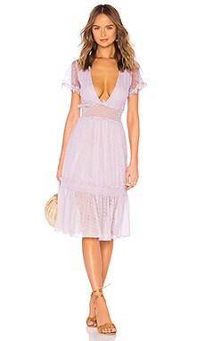 x REVOLVE Dimas Dress House of Harlow 1960 $80