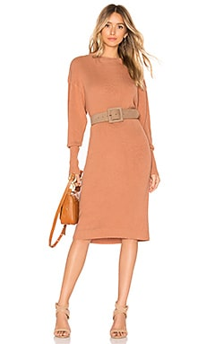 x REVOLVE Jesse Sweater Dress House of Harlow 1960 $178 NEW ARRIVAL