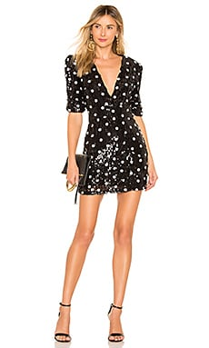 x REVOLVE Linus Dress House of Harlow 1960 $268
