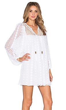 House of Harlow Bianca Dress in White