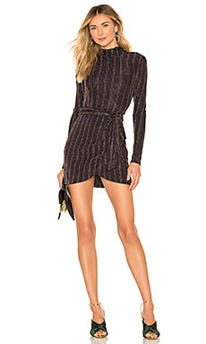 x REVOLVE Rya Long Sleeve Dress House of Harlow 1960 $198