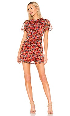 X REVOLVE Lotte Dress House of Harlow 1960 $168 BEST SELLER