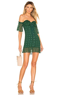 x REVOLVE Margot Mini Dress House of Harlow 1960 $198 NEW ARRIVAL