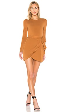 x REVOLVE Rya Long Sleeve Dress House of Harlow 1960 $188 NEW ARRIVAL