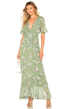x REVOLVE Cruz Maxi House of Harlow 1960 $248 NEW ARRIVAL