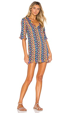 X REVOLVE Parker Dress House of Harlow 1960 $84
