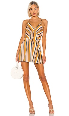 X REVOLVE Luana Mini Dress House of Harlow 1960 $168 NEW ARRIVAL