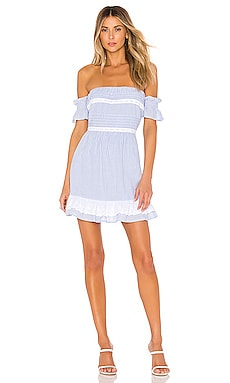 x REVOLVE Adeline Dress House of Harlow 1960 $65