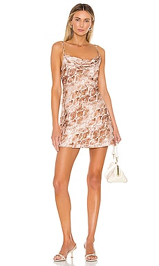 X REVOLVE Ira Mini Dress House of Harlow 1960 $188