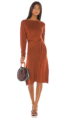 X REVOLVE Tawney Sweater Dress House of Harlow 1960 $175