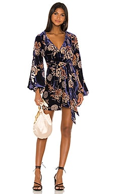x REVOLVE Irvin Mini Dress House of Harlow 1960 $62 (FINAL SALE)