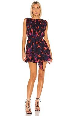 X REVOLVE Loralie Mini Dress House of Harlow 1960 $110