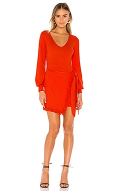 x REVOLVE Petra Sweater Dress House of Harlow 1960 $160 NEW ARRIVAL