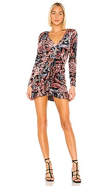X REVOLVE Mila Mini Dress House of Harlow 1960 $198