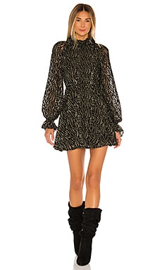 x REVOLVE Niles Mini Dress House of Harlow 1960 $268
