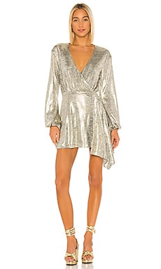 x REVOLVE Aniela Mini Dress House of Harlow 1960 $178 NEW ARRIVAL