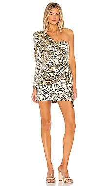 x REVOLVE Amine Dress House of Harlow 1960 $258