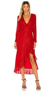 x REVOLVE Justina Maxi Dress House of Harlow 1960 $248