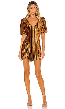 x REVOLVE Maritza Mini Dress House of Harlow 1960 $218