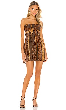 x REVOLVE Neela Mini Dress House of Harlow 1960 $51 (FINAL SALE)