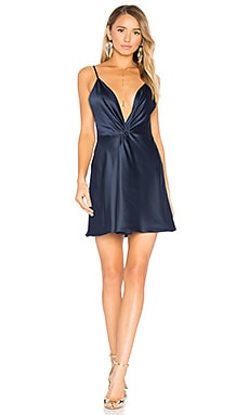 x REVOLVE Sharon Dress in Parisian Night