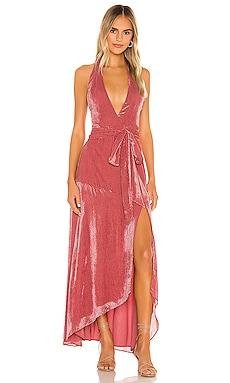 x REVOLVE Aysha Maxi Dress House of Harlow 1960 $258