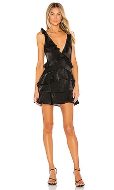 x REVOLVE Eva Mini Dress House of Harlow 1960 $168