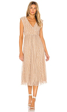 x REVOLVE Karina Midi Dress House of Harlow 1960 $108