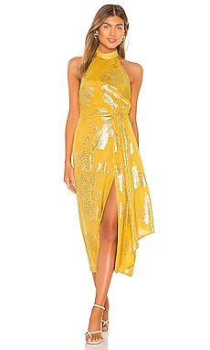 x REVOLVE Monika Midi Dress House of Harlow 1960 $265