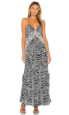 x REVOLVE Russo Maxi House of Harlow 1960 $228