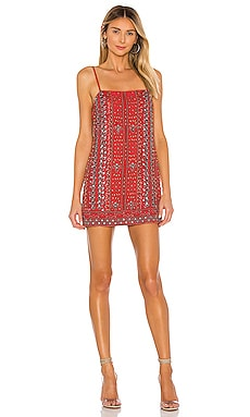 x REVOLVE Kristian Dress House of Harlow 1960 $191