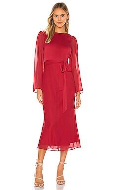 x REVOLVE Lecia Midi Dress House of Harlow 1960 $74