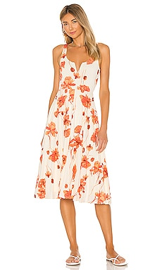 Ella Tank Dress House of Harlow 1960 $218