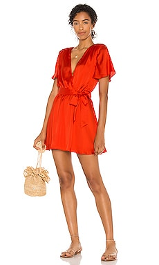 x REVOLVE Annika Dress House of Harlow 1960 $168 NEW