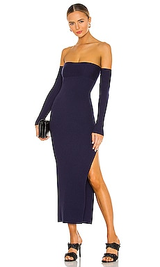 x REVOLVE Hazel Off Shoulder Dress House of Harlow 1960 $139