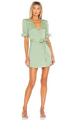 x REVOLVE Aja Mini Dress House of Harlow 1960 $178