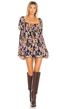 x REVOLVE Brock Mini Dress House of Harlow 1960 $218