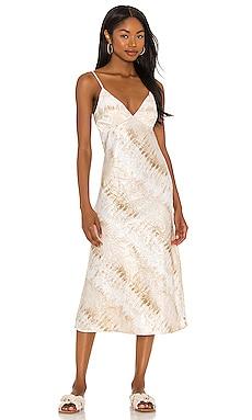 x Sofia Richie Adeena Slip Dress House of Harlow 1960 $185