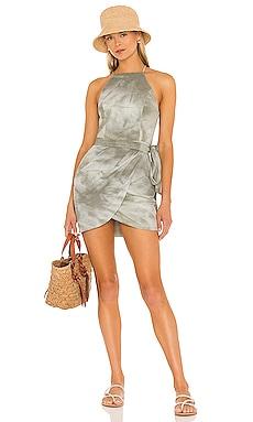 x Sofia Richie Rya Dress House of Harlow 1960 $148 NEW
