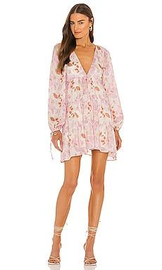 x Sofia Richie Fleura Mini Dress House of Harlow 1960 $228 NEW