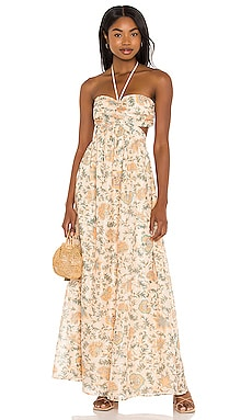 x Sofia Richie Yasmina Maxi Dress House of Harlow 1960 $258
